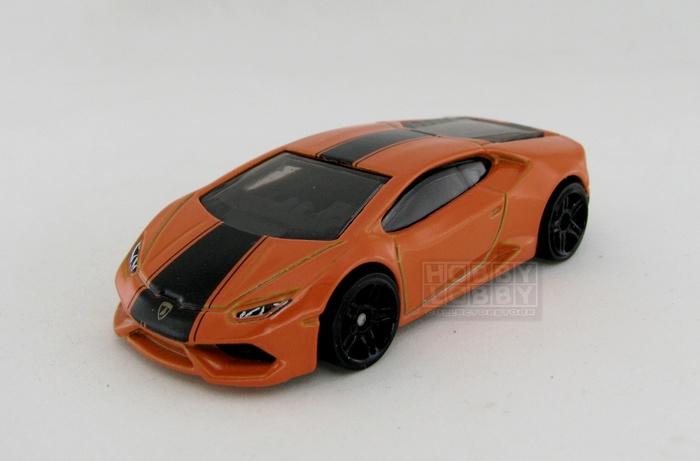 Hot Wheels - Coleção 2016 - Lamborghini Huracán LP 610-4  (loose)