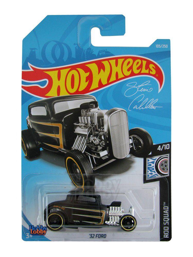 Hot Wheels - Coleção 2019 - ´32 Ford