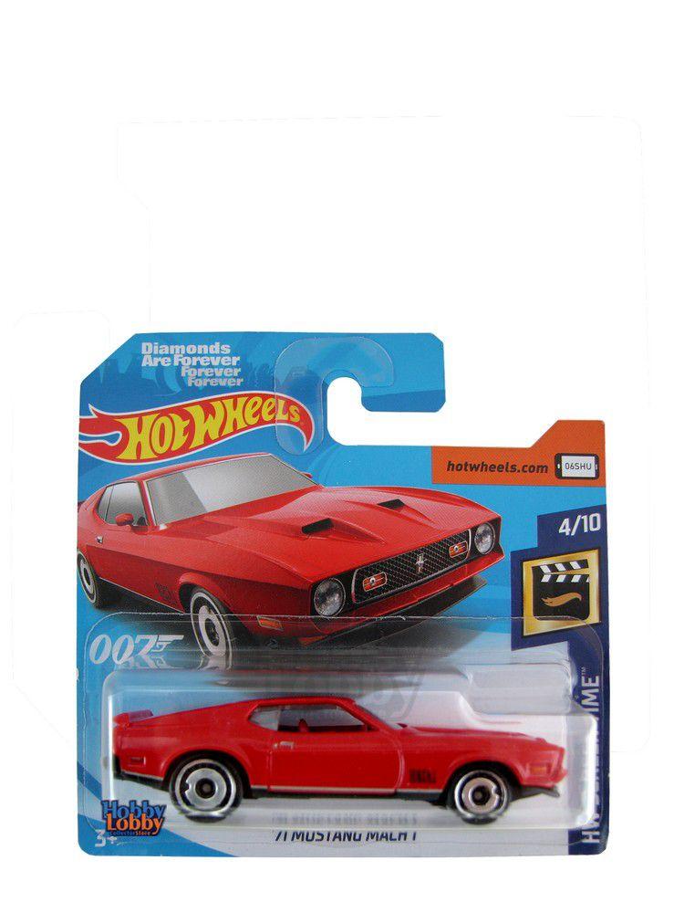 Hot Wheels - Coleção 2019 - '71 Mustang Mach I