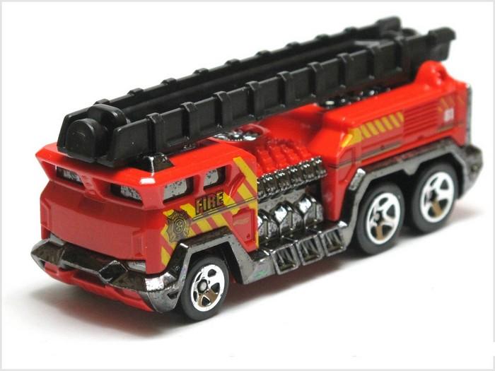 Hot Wheels - Coleção 2013 - 5 Alarm  - Hobby Lobby CollectorStore