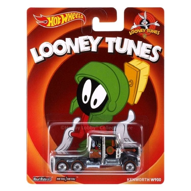 Hot Wheels - Culture Pop - Looney Tunes - Kenworth W900  - Hobby Lobby CollectorStore