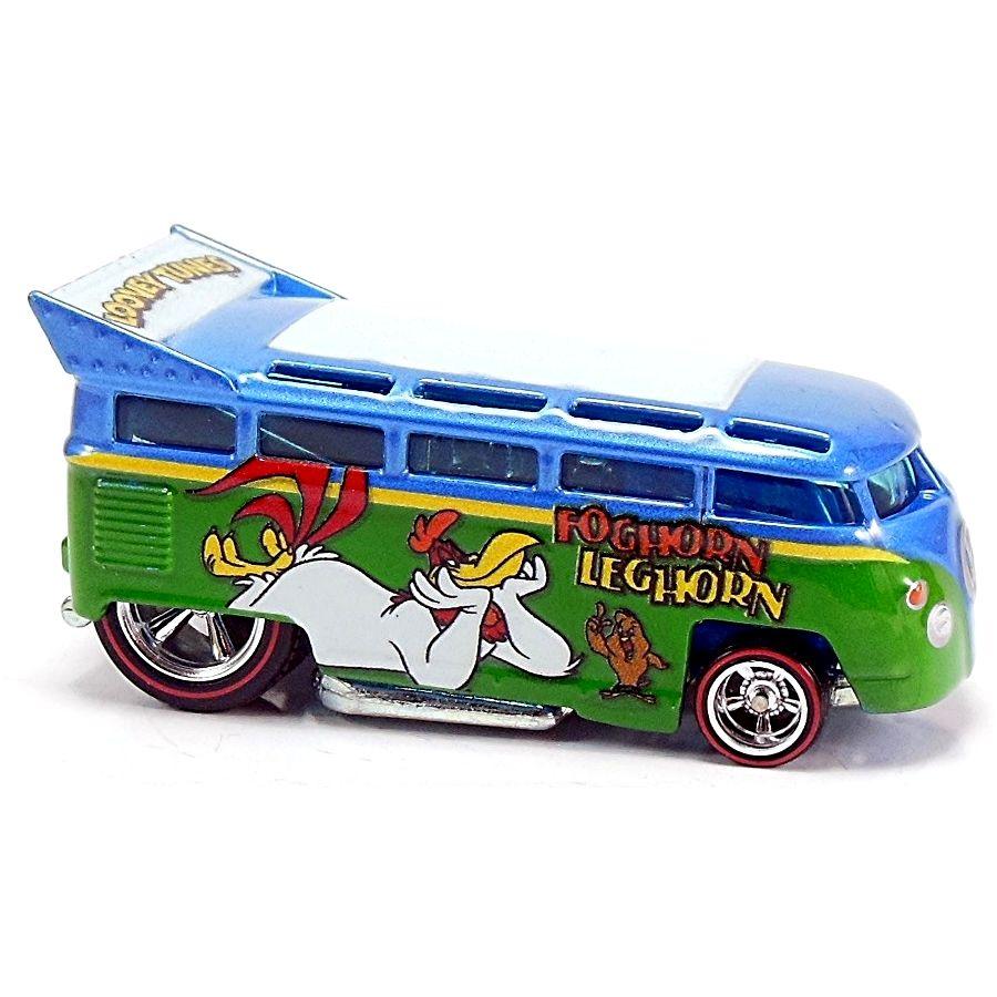 Hot Wheels - Culture Pop - Looney Tunes - Volkswagen T1 Drag Bus  - Hobby Lobby CollectorStore