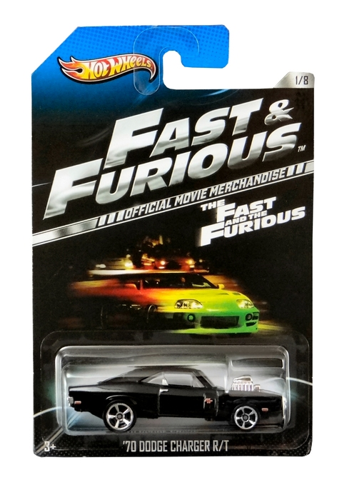 Hot Wheels - Fast & Furious - ´70 Dodge Charger R/T  - Hobby Lobby CollectorStore