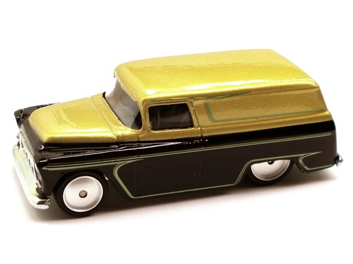 Hot Wheels - Garage - ´55 Chevy Panel  - Hobby Lobby CollectorStore