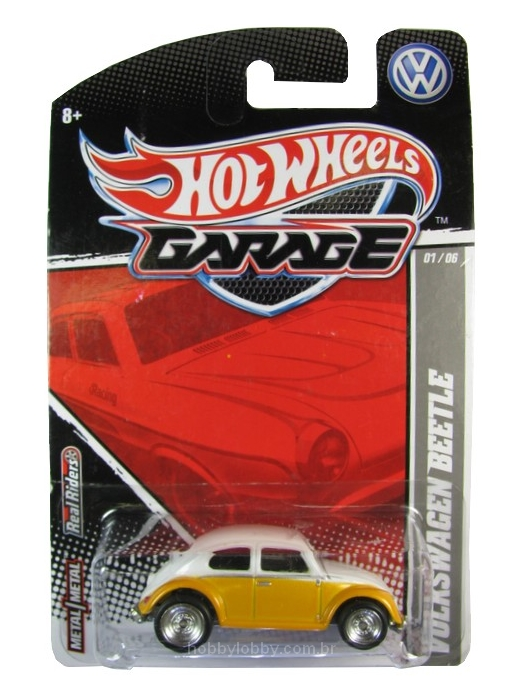 Hot Wheels - Garage - Volkswagen Beetle