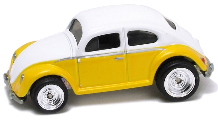 Hot Wheels - Garage - Volkswagen Beetle  - Hobby Lobby CollectorStore