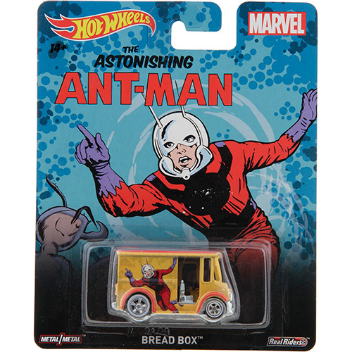 Hot Wheels - 2015 Pop Culture - Marvel - Bread Box - Hobby Lobby CollectorStore