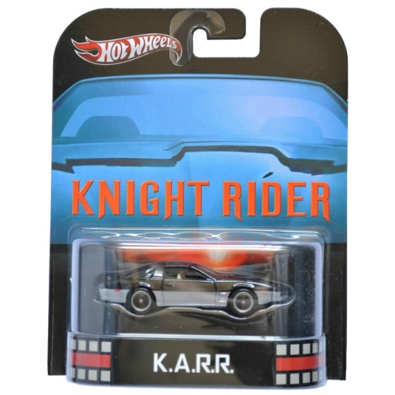 Hot Wheels - Retro Entertainment 2013 - Knight Rider - K.A.R.R. - Hobby Lobby CollectorStore