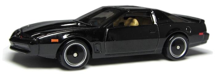 Hot Wheels - Retro Entertainment 2013 - Knight Rider - K.I.T.T  - Hobby Lobby CollectorStore