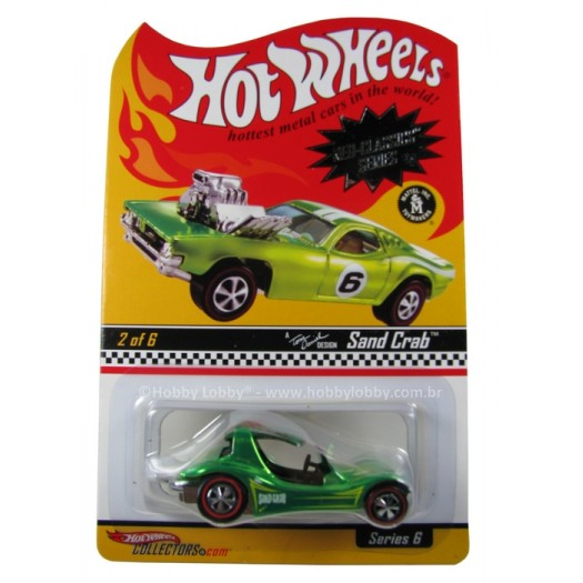 Hot Wheels - Sand Crab  - Hobby Lobby CollectorStore