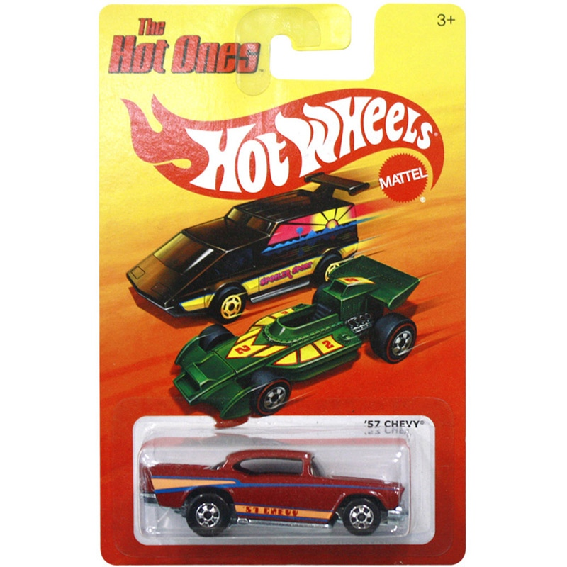 Hot Wheels - The Hot Ones - 1957 Chevy  - Hobby Lobby CollectorStore