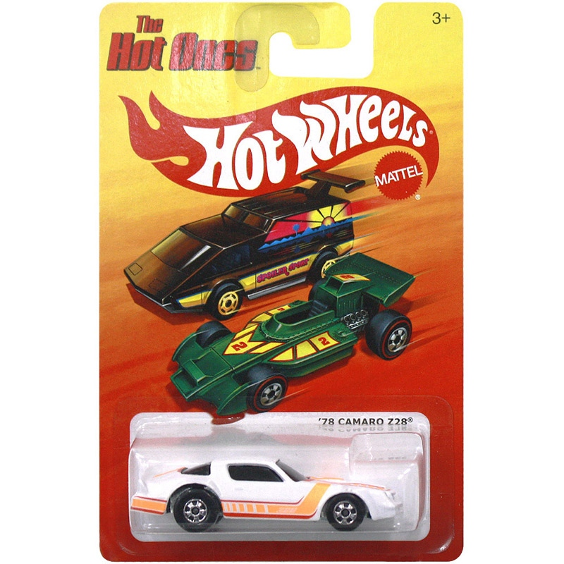Hot Wheels - The Hot Ones - 1978 Camaro Z28