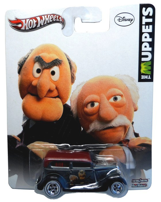 Hot Wheels - Culture Pop - The Muppets - ´34 Ford Delivery - Hobby Lobby CollectorStore