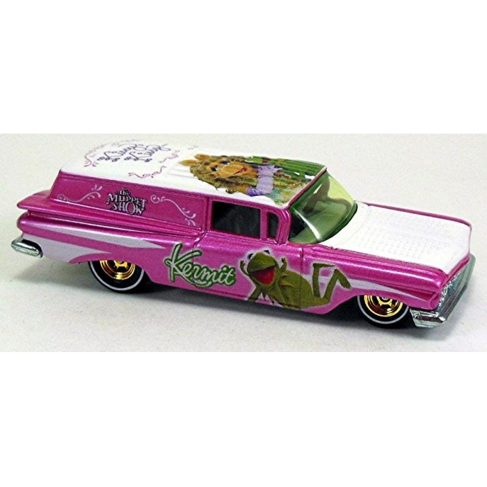 Hot Wheels - Culture Pop - The Muppets - ´59 Chevy Delivery  - Hobby Lobby CollectorStore