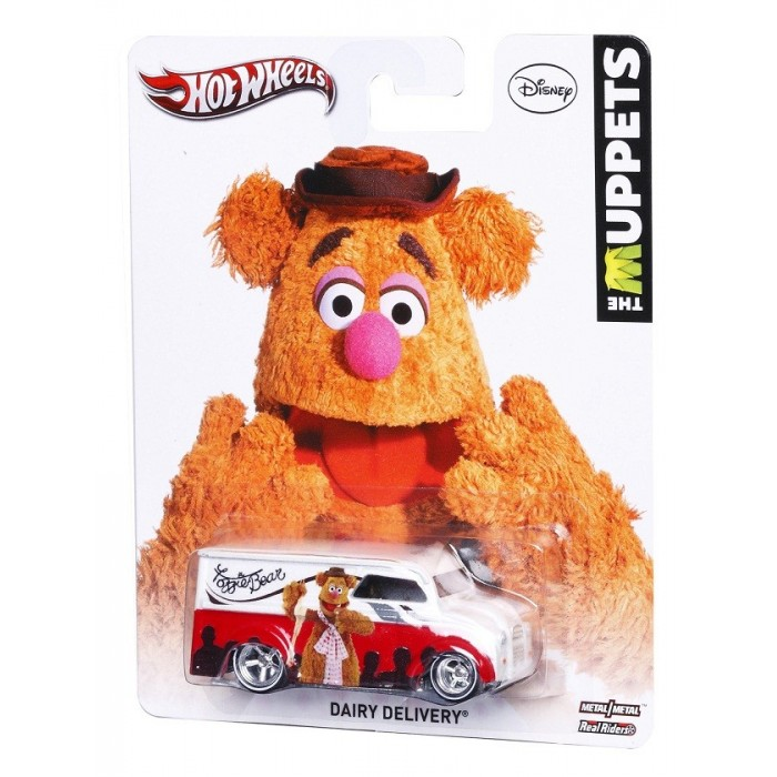 Hot Wheels - Culture Pop - The Muppets - Dairy Delivery