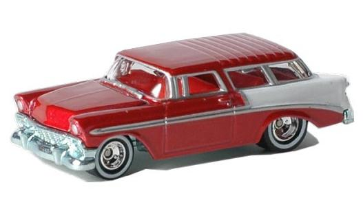 Hot Wheels - Ultra Hots - ´56 Nomad  - Hobby Lobby CollectorStore