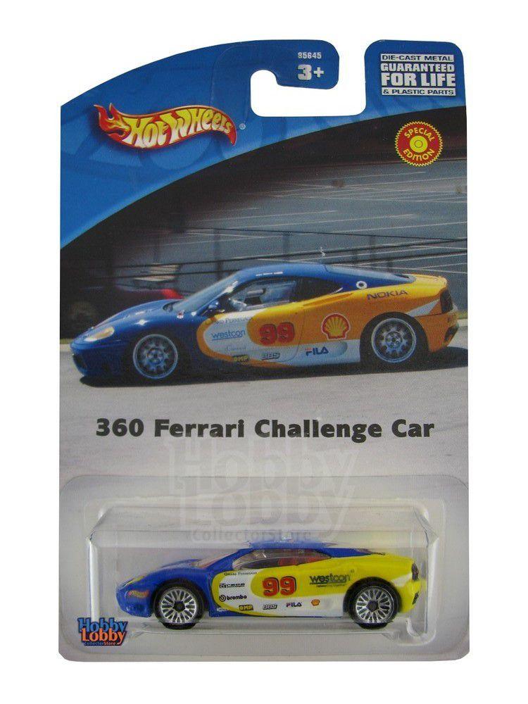 HW Promo - Nokia - 360 Ferrari Challenge