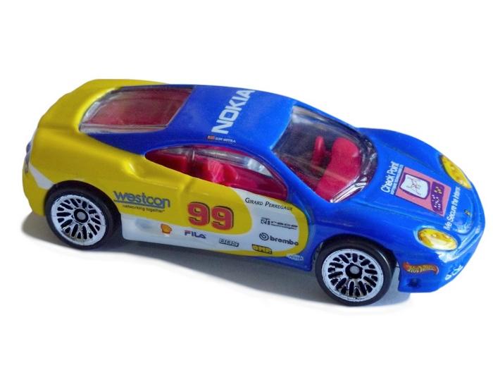 HW Promo - Nokia - 360 Ferrari Challenge  - Hobby Lobby CollectorStore