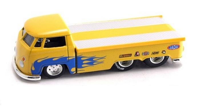 Jada - ´63 Volkswagen Bus Pickup W/Slliding Bed  - Hobby Lobby CollectorStore