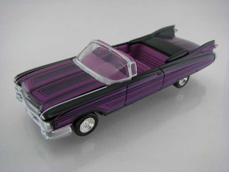 Johnny Lightning - 1959 Cadillac Eldorado (Loose)
