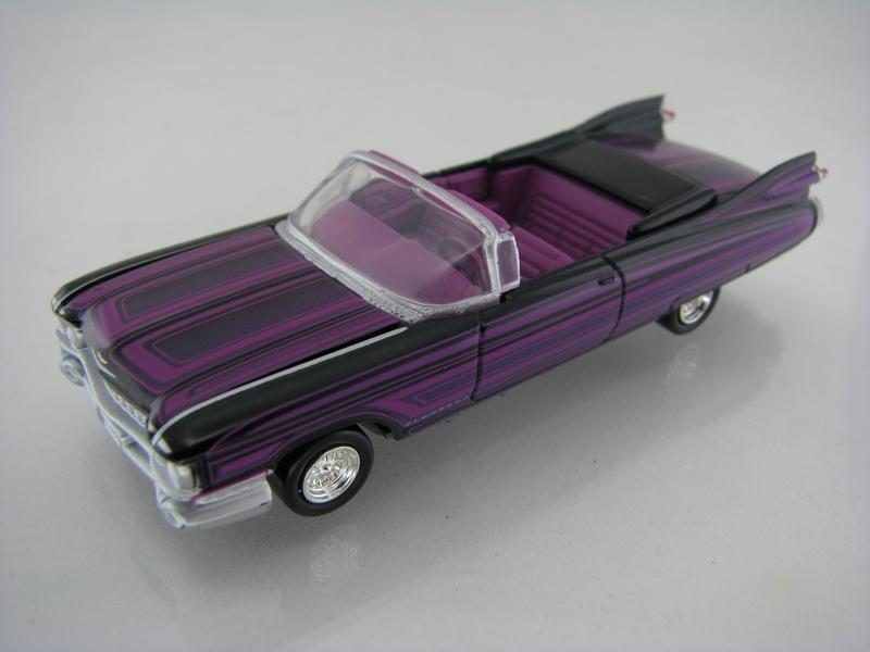 Johnny Lightning - 1959 Cadillac Eldorado (Loose)
