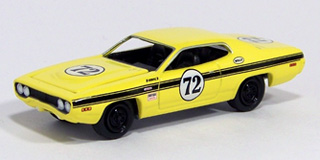 Johnny Lightning - Dukes of Hazzard - Plymouth Road Runner