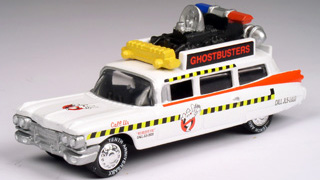 Johnny Lightning - Ghostbusters - Ecto 1A - ´59 Cadillac