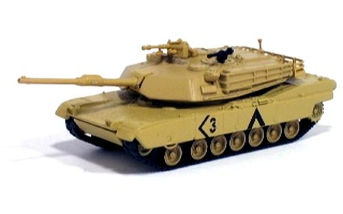 Johnny Lightning - Lightning Brigade - Desert Storm M1A1 Tank