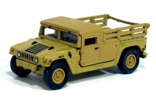 Johnny Lightning - Lightning Brigade - Desert Storm M998 Cargo Humvee