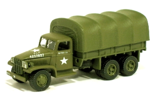 Johnny Lightning - Lightning Brigade - WWII CCKW 6x6