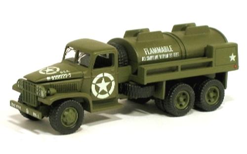 Johnny Lightning - Lightning Brigade - WWII CCKW Gasoline Tanker
