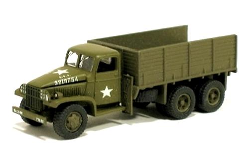 Johnny Lightning - Lightning Brigade - WWII GMC 6x6 Truck