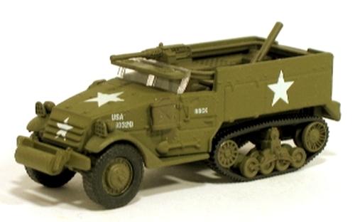 Johnny Lightning - Lightning Brigade - WWII M16 Anti-Aircraft Half Track