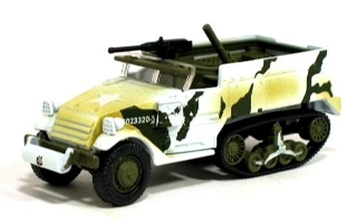 Johnny Lightning - Lightning Brigade - WWII M2A1 Half Track