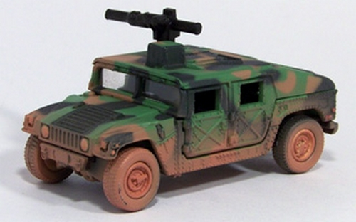 Johnny Lightning - Military Muscle - mmr2hummer  - Hobby Lobby CollectorStore