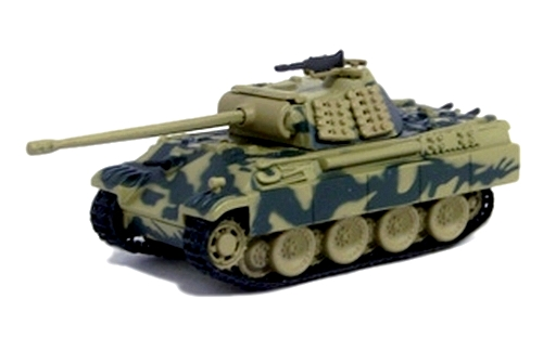 Johnny Lightning - Military Muscle - WWII Panther G Tank