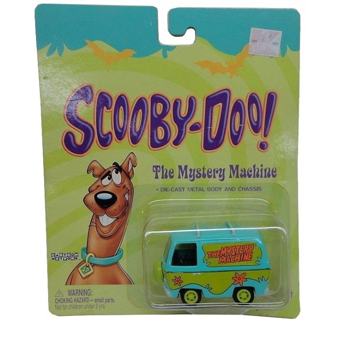 Johnny Lightning - Hollywood on Wheels - The Mystery Machine - Scooby Doo - Hobby Lobby CollectorStore