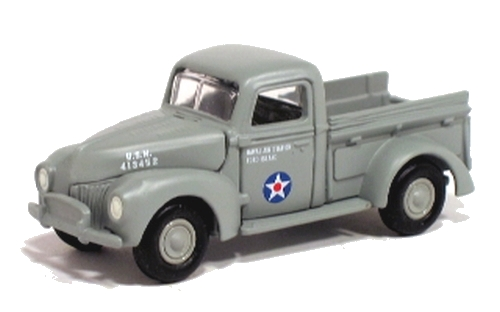 Johnny Lightning - Pearl Harbor - USN Ford Pickup Truck