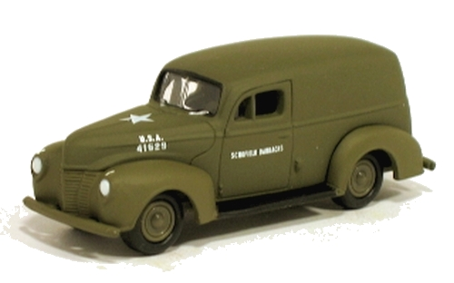 Johnny Lightning - Pearl Harbor - WC54 Ambulance