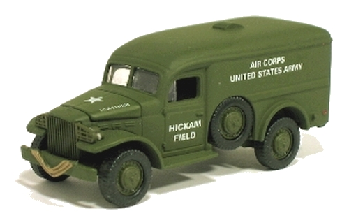 Johnny Lightning - Pearl Harbor - WC54 Radio Communications Truck