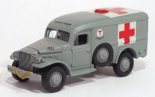Johnny Lightning - Pearl Harbor - WC54 US Navy Ambulance