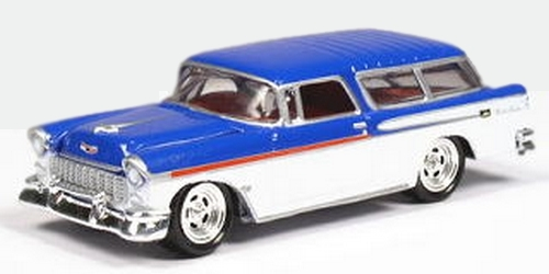 Johnny Lightning - Street Freaks - ´55 Chevy Nomad