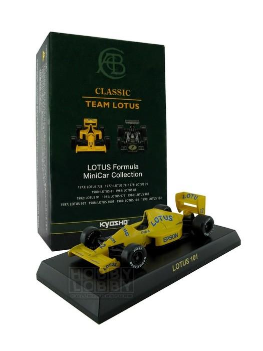 Kyosho - Classic Team Lotus - Lotus 101