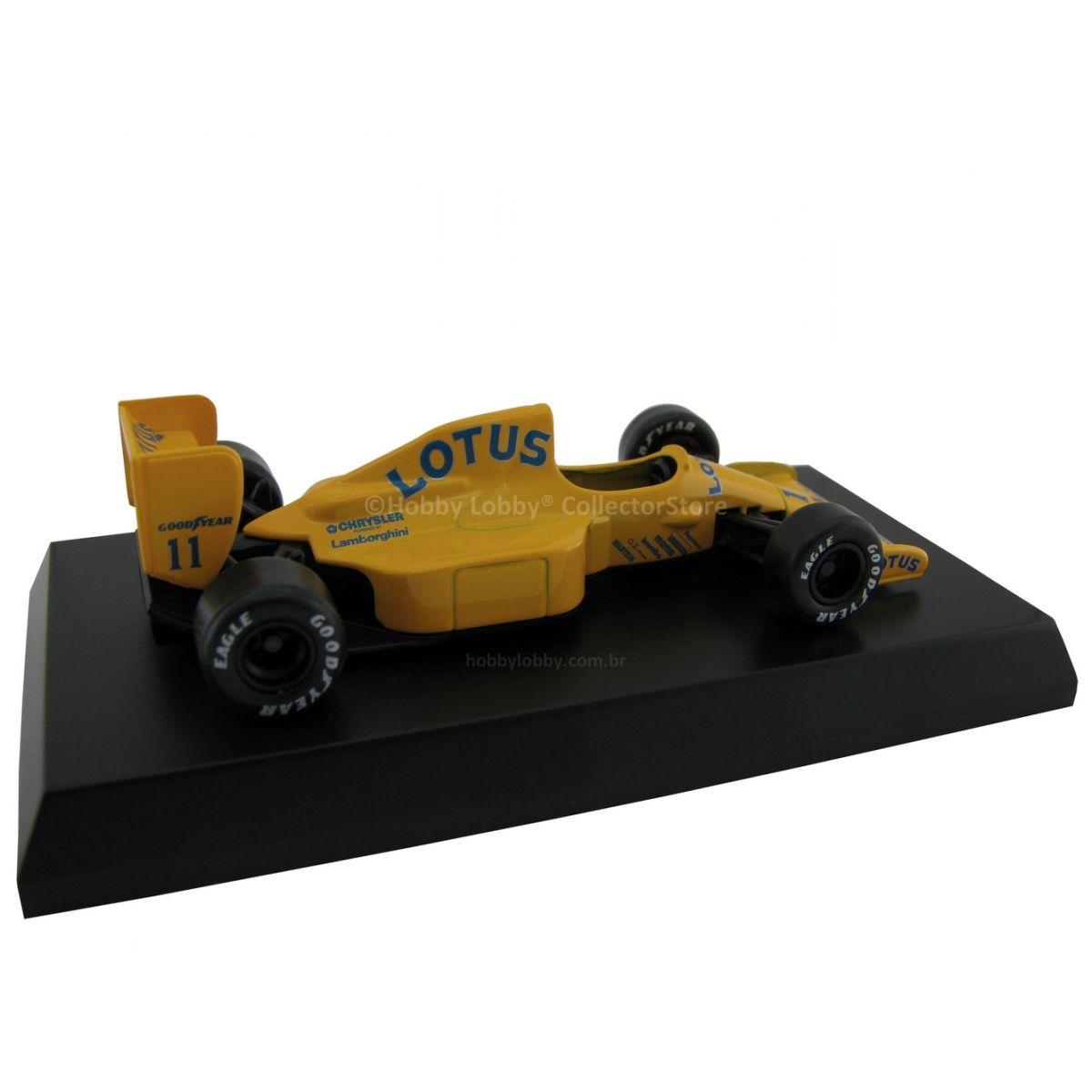 Kyosho - Classic Team Lotus - Lotus 102  - Hobby Lobby CollectorStore