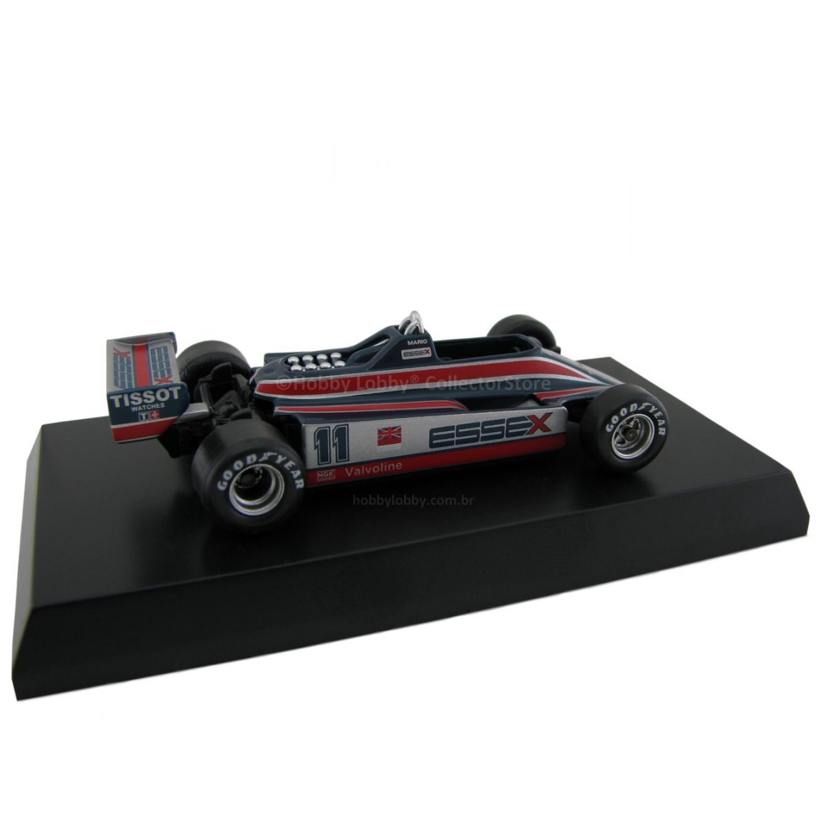 Kyosho - Classic Team Lotus - Lotus 81  - Hobby Lobby CollectorStore