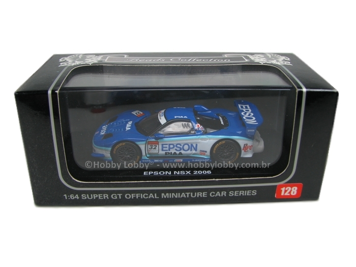 Kyosho - Beads Collection - Epson NSX - 2006  - Hobby Lobby CollectorStore