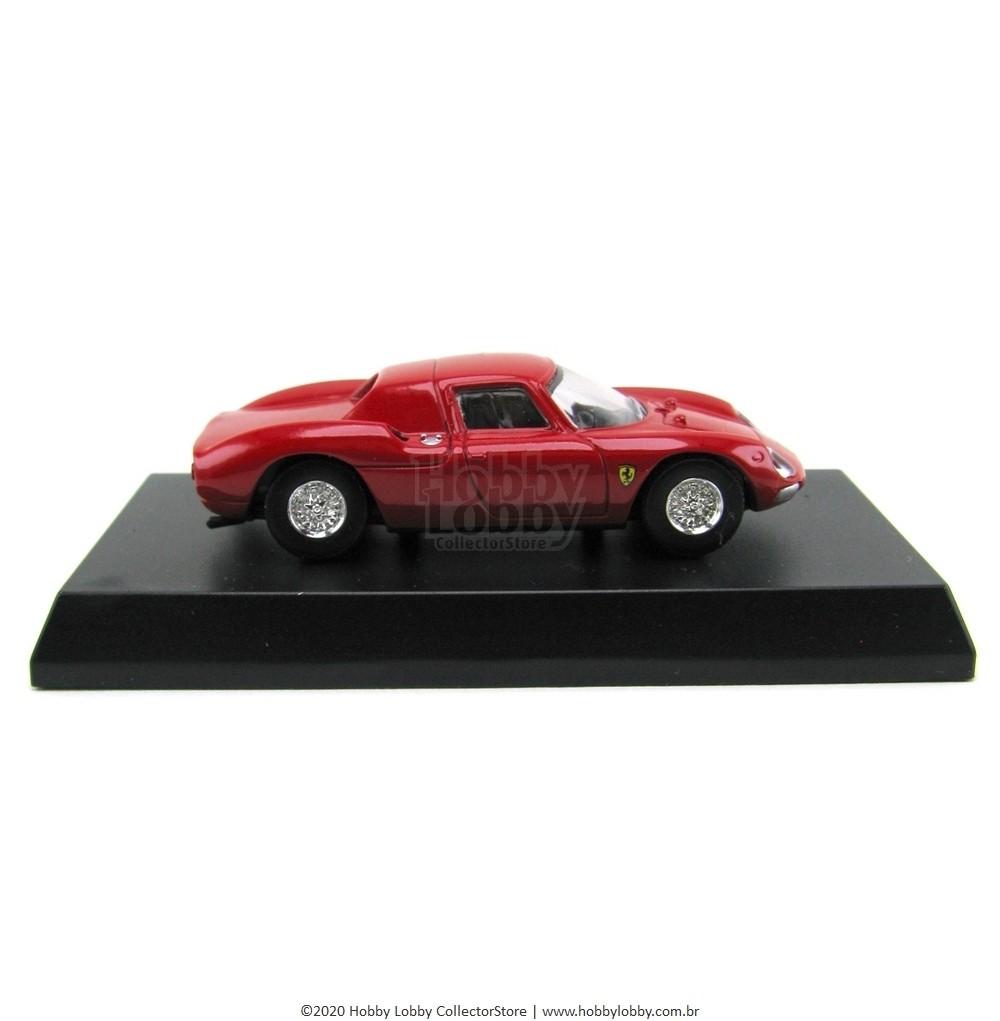 Kyosho - Ferrari Minicar Collection II - Ferrari 250 LM (vermelha)  - Hobby Lobby CollectorStore