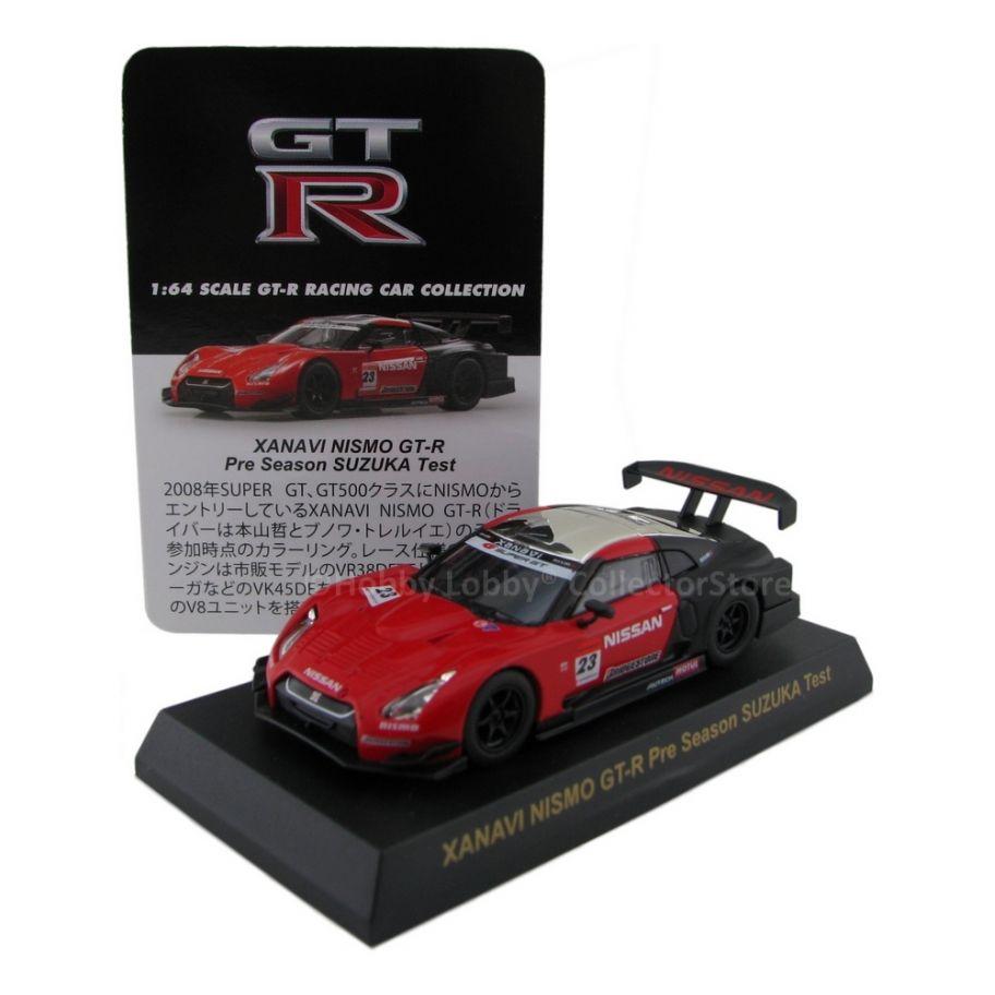 Kyosho - GT-R Racing Car - Xavani Nismo GT-R Pre Season SUZUKA Test