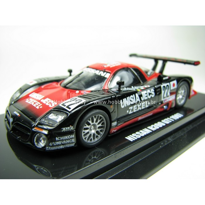 Kyosho - Beads Collection - Nissan R390 GT1 - 1997  - Hobby Lobby CollectorStore