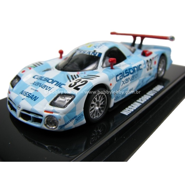 Kyosho - Beads Collection - Nissan R390 GT1 - 1998